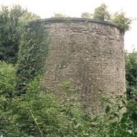 Martello Tower no 7, Shorncliffe Camp, Sandgate - Folkestone and Hythe