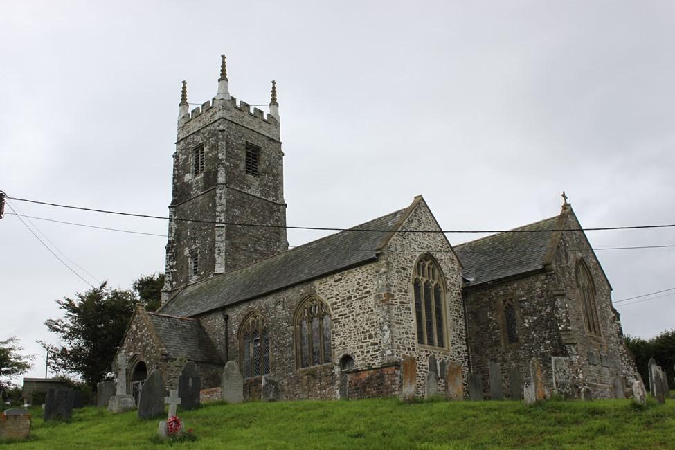 Church of St John, Satterleigh and Warkleigh - North Devon