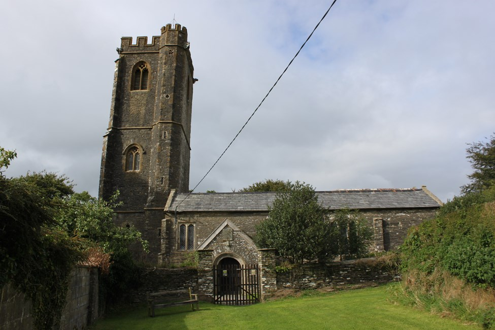 Church of St Bartholomew, Stoke Rivers - North Devon
