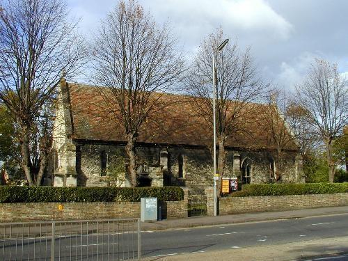 Church of St Andrew the Less, Newmarket Road, Cambridge - Cambridge