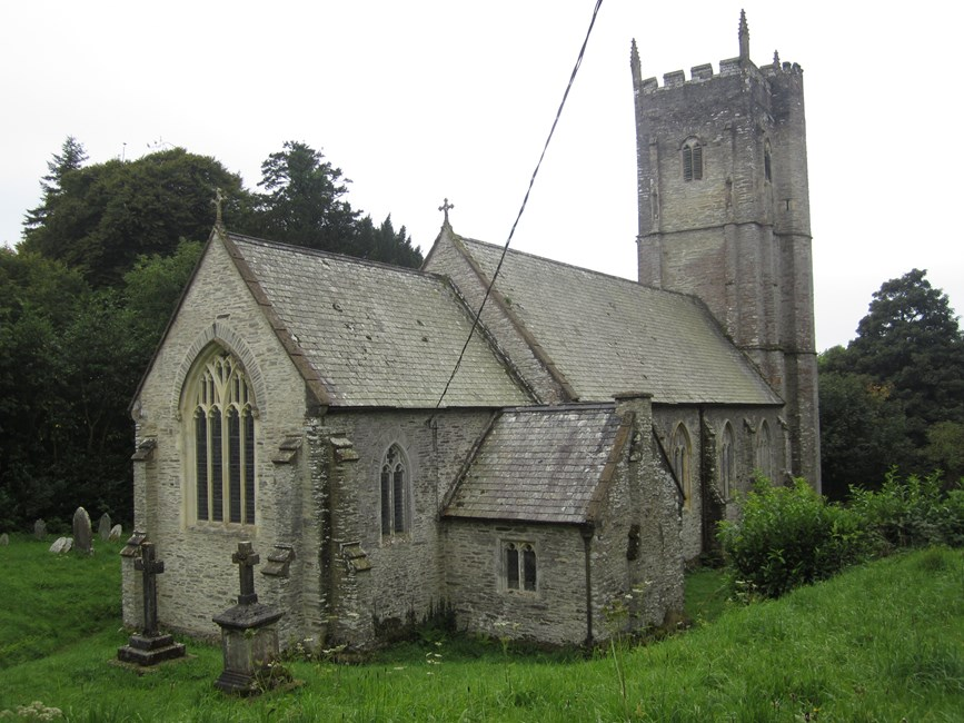 Church of St James, Arlington - North Devon