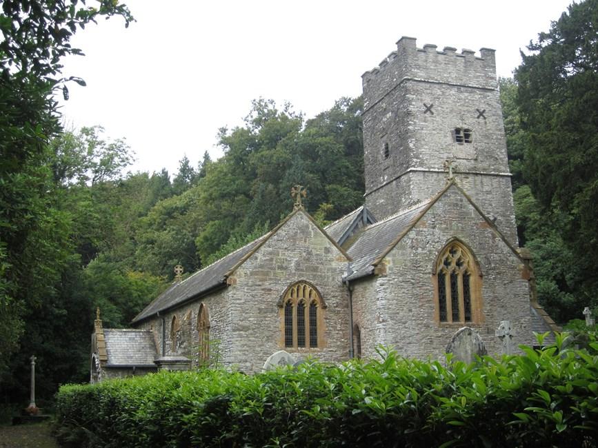 Church of St John the Baptist, East Down - North Devon