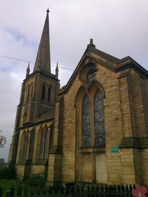 Church of St John, Wakefield Road - Bradford