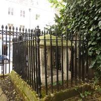 Table tomb, St Mary Magdalene Churchyard, Bermondsey Street SE1 - Southwark