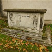 Tomb of John Sargeant, St Mary Magdalene Churchyard, Bermondsey Street SE1 - Southwark