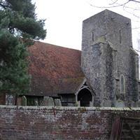 Church of St Giles, Church Road, Tonge - Swale