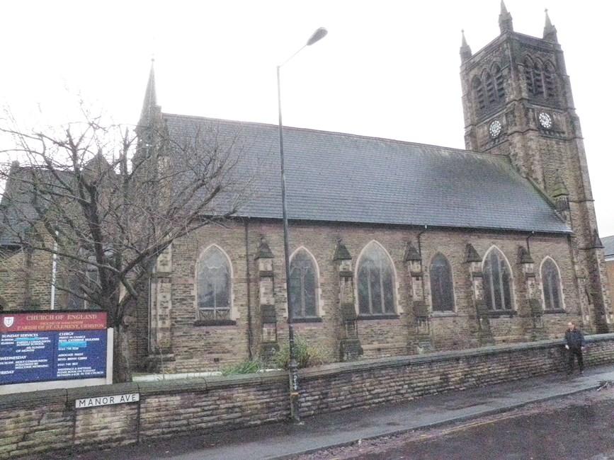 Church of St Clement, Manor Avenue, Urmston - Trafford