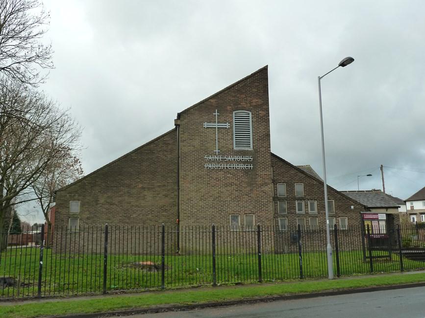 Church of St Saviour, Ings Way, Fairweather Green - Bradford