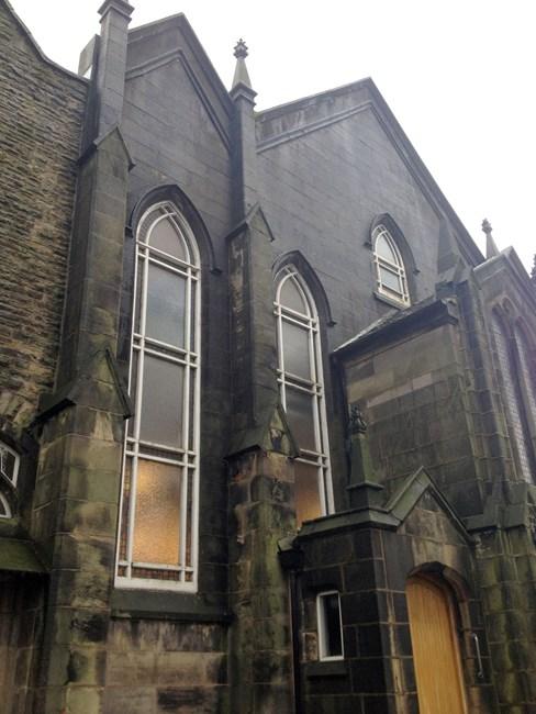 Bamford United Reformed Church, Norden Road - Rochdale