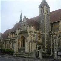 Church of St John the Evangelist, Christchurch Road, Bournemouth - Bournemouth (UA)