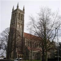 Church of St Mary, Fratton Road, Kingston - Portsmouth, City of (UA)