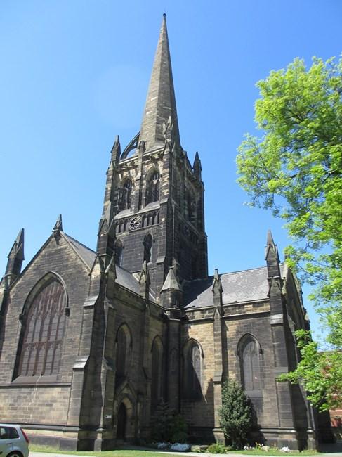 Church of St John, Church Street, Goole - East Riding of Yorkshire (UA)