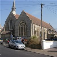 Parish Church of St Barnabas, Sea Road, Bexhill - Rother