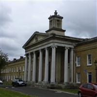 Licensed Victuallers Almshouses: Chapel, Asylum Road SE15 - Southwark