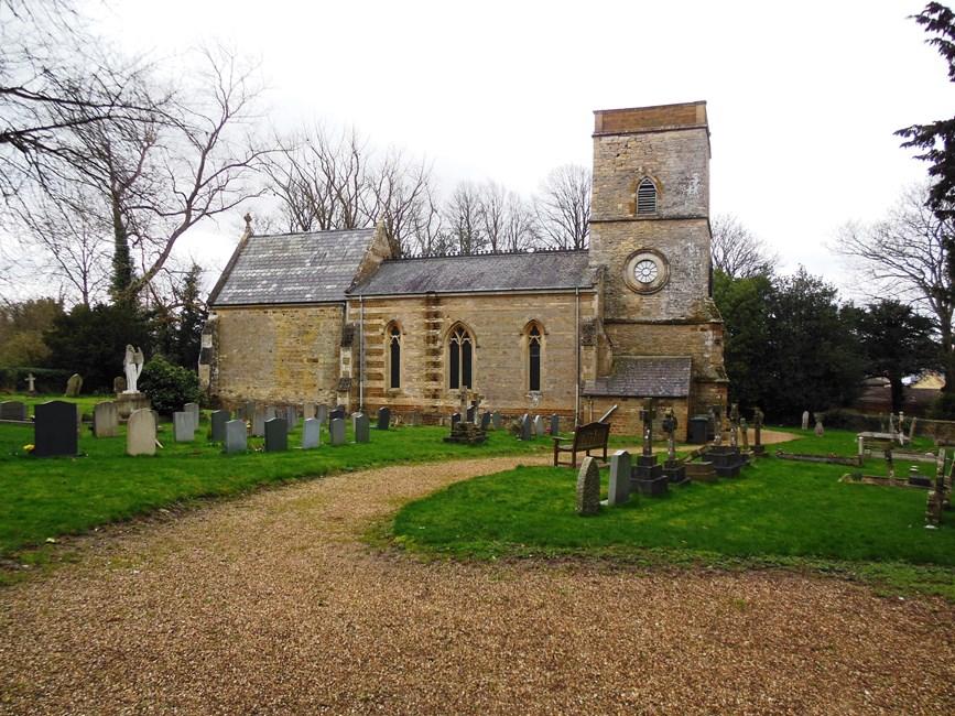 Church of St Mary, Horton, Hackleton - South Northamptonshire