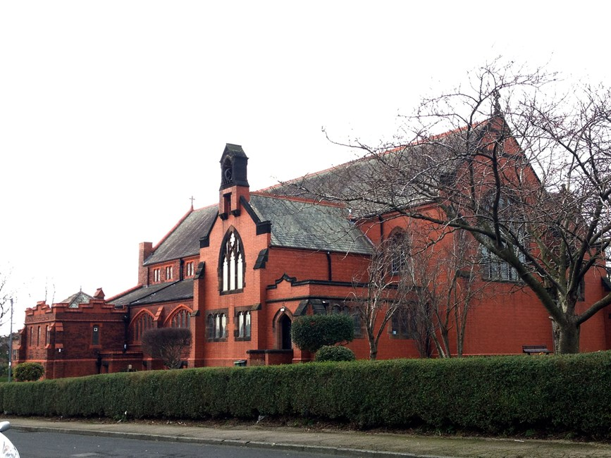 Church of St Catherine, Richmond Street, Horwich, Horwich - Bolton