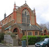 Church of St Michael and St George, Wilcox Road - Richmond upon Thames