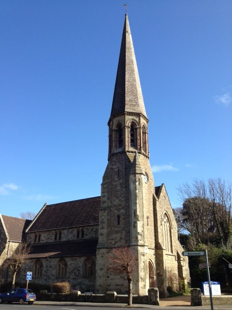 Holy Trinity Church, Trinity Road, Ventnor - Isle of Wight (UA)