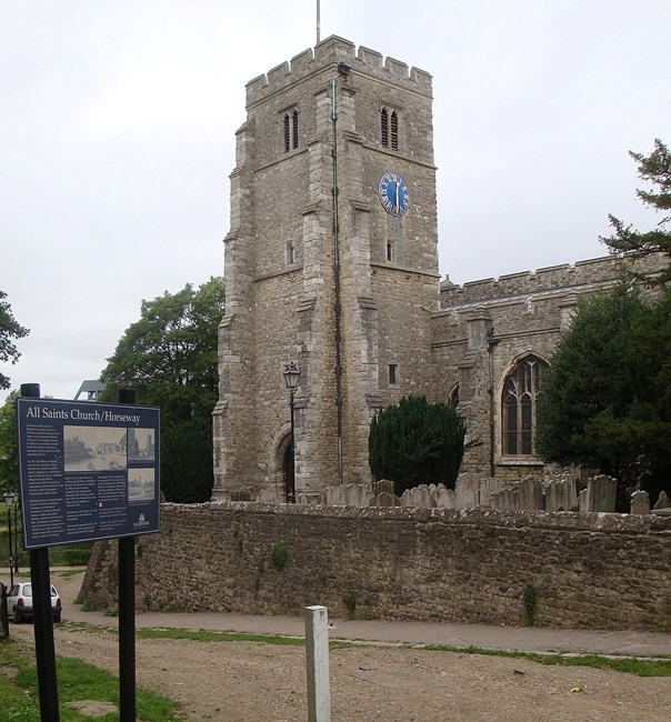 Parish Church of All Saints, Mill Street, Maidstone - Maidstone