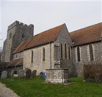 Church of St Martin, Church Hill, Great Mongeham - Dover