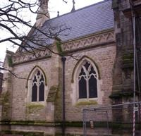 Church of St Thomas, St Thomas's Square, Newport - Isle of Wight (UA)