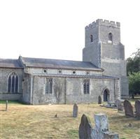 Church of St Peter, Church Road, Shropham - Breckland