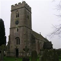Church of St James, Fretherne with Saul - Stroud
