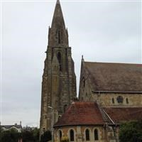 Church of St Saviour's on the Cliff, Queen's Road, Shanklin - Isle of Wight (UA)