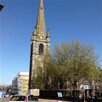 Parish Church of St Thomas, High Street, Dudley - Dudley
