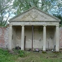 Walled garden approximately 30 metres west of Manor Farmhouse, North Weston, Great Haseley - South Oxfordshire