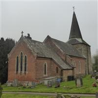 Church of St Peter, Coreley - Shropshire (UA)