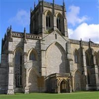 Abbey Church of St Mary, St Sansom and St Branwalader, Milton Abbas - North Dorset