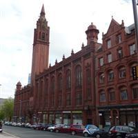 Methodist Central Hall, Corporation Street, Birmingham