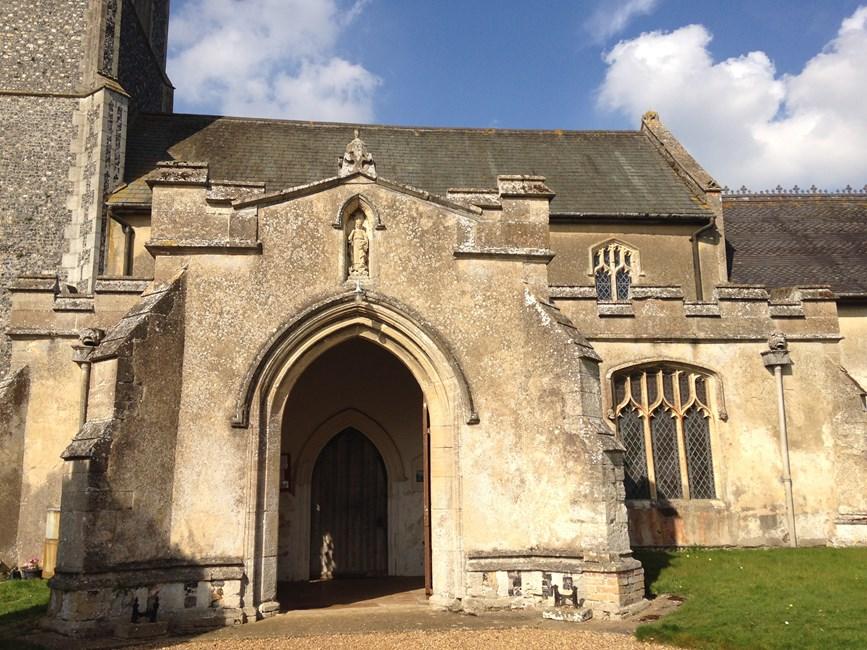 Church of St Margaret, Little Green, Thrandeston - Mid Suffolk
