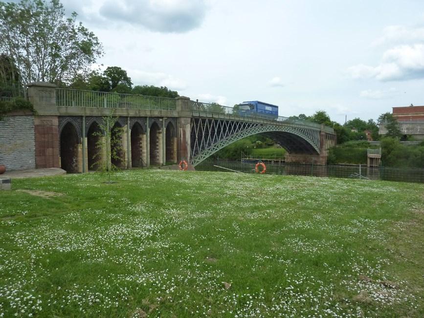 Mythe Bridge, A438, Tewkesbury - Tewkesbury