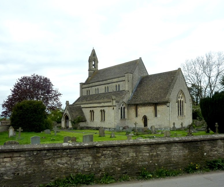 Church of St Giles, High Street, Hillesley, Hillesley and Tresham - Stroud