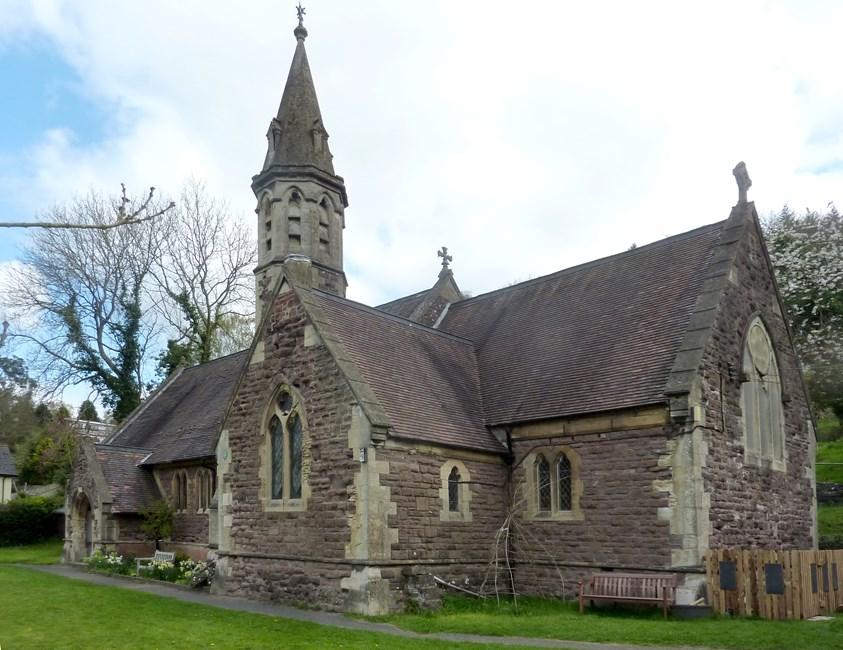 Church of St Saviour, Redbrook, Newland - Forest of Dean