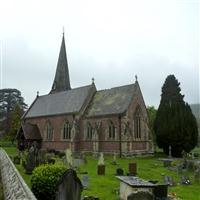 Church of St Mary the Virgin, Flaxley, Blaisdon - Forest of Dean