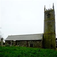 Church of St Crewen, Crowan - Cornwall (UA)
