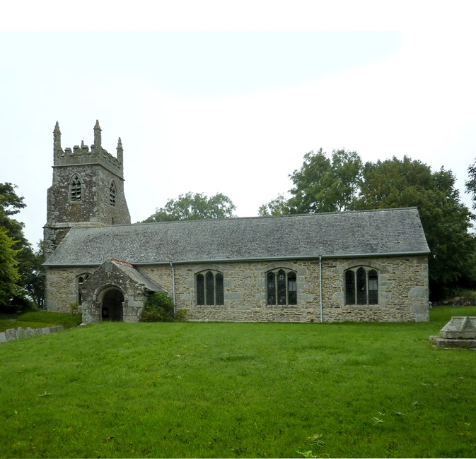 Church of St Cuby, Cuby - Cornwall (UA)