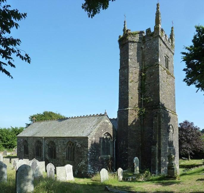 Church of St Pynnochus, St. Pinnock - Cornwall (UA)