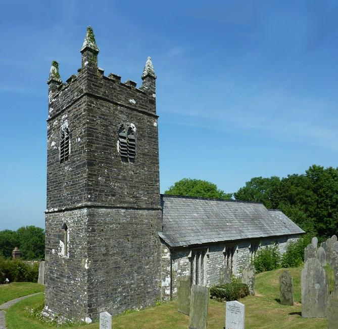 Church of St Werburgh, Warbstow - Cornwall (UA)
