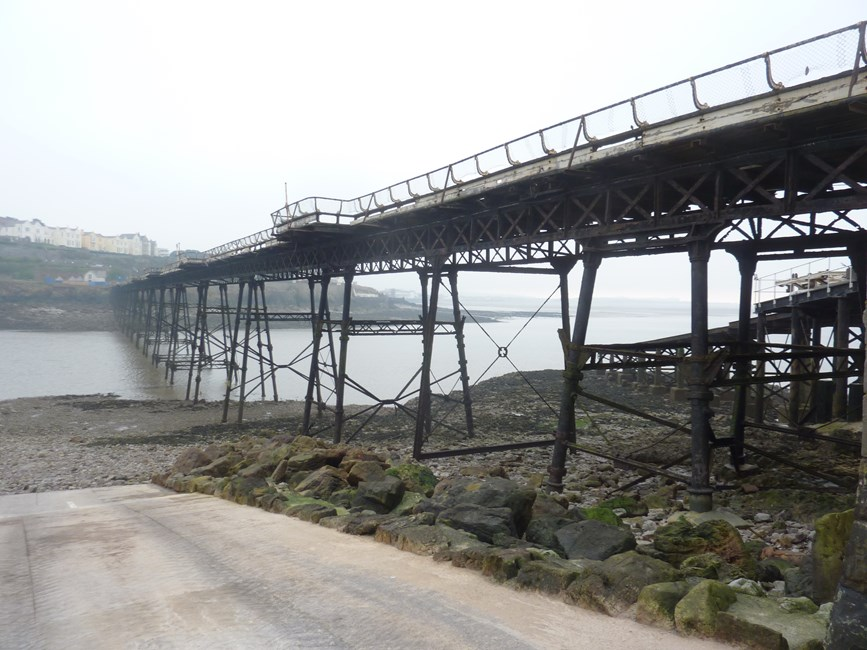 Birnbeck Pier, Weston-Super-Mare - North Somerset (UA)