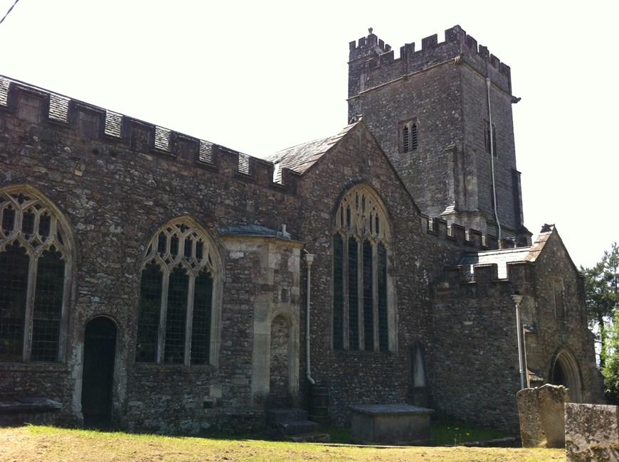 Church of St Michael, Honiton - East Devon