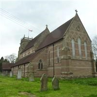 Church of St Laurence, Bear Hill, Alvechurch, Alvechurch - Bromsgrove