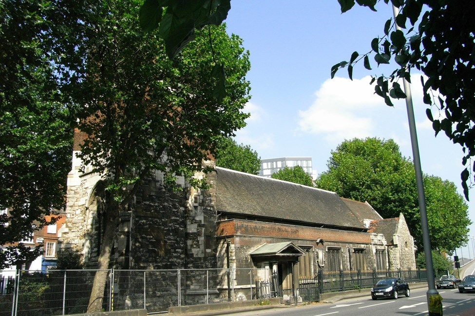 Church of St Mary Stratford Bow, Bow Road, Poplar E3 - Tower Hamlets