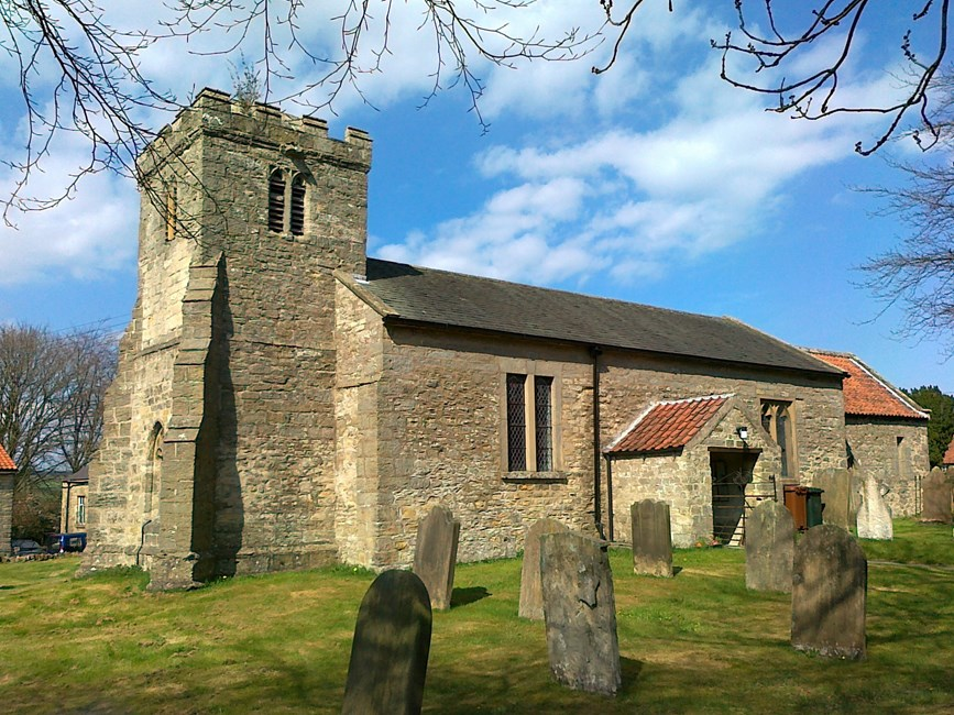 Church of St Giles, Village Street, Lockton, Ryedale - Ryedale