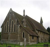Church of St Luke, Burpham Lane, Burpham - Guildford