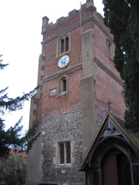 Church of St Mary, High Street, Hayes - Hillingdon