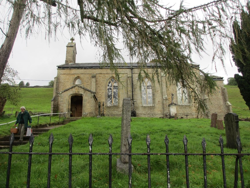 Church of Holy Trinity, Melbecks, Richmondshire - Yorkshire Dales (NP)